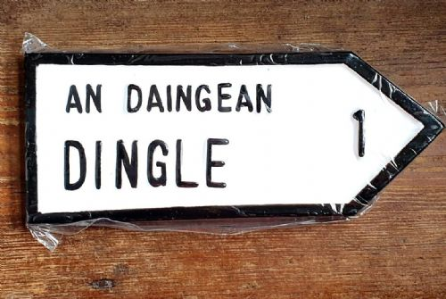 Irish Road Sign - Dingle